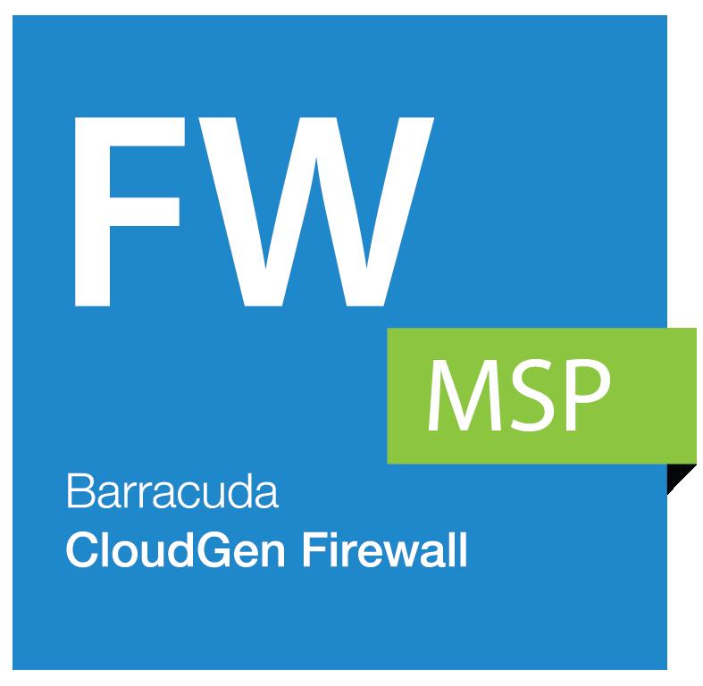 Barracuda Cloud-Generation Firewall